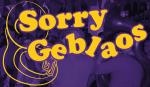 Sorry Geblaos 2019, de 24ste editie!